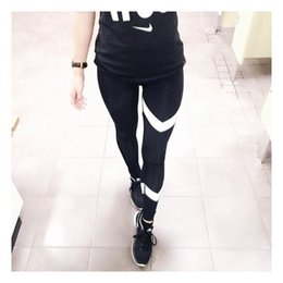 Wholesale working out leggings for sale - Group buy Leggings Women Fitness High Waist Patchwork Soft Routine Work Out Jegging Quick Dry Black Breathable Women Leggings