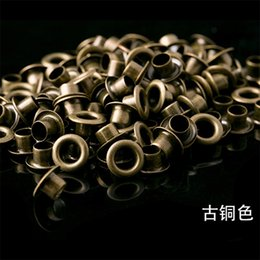 Wholesale 50Pcs Mini Eyelet Buttons for DIY Doll Belt Buckles Metal Buckle Snap Button Bag Shoes Clothes Sewing Accessories 1.5 2.0 2.5mm 1386 Y2