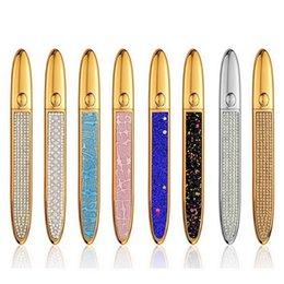 Großhandel Selbstklebende Wimpernkleber-Stift Magic Eyeliner Leicht, lang anhaltendes natürliches schnelles Make-up-Augenlid-Augen-Liner-Peitschen-Stifte zu tragen
