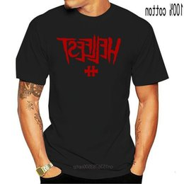 Hellfest Heavy Metal Music Festival Men's White T-shirt S - 3xl más Tamaño Tee Shirts en venta