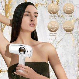 IPL Epilierer Dauerhafter Haarentferner-Enthaarer Schmerzloser und milder Ganzkörper-Bein Tender Hautzeit-Gefrierpunkt Verjüngung im Angebot