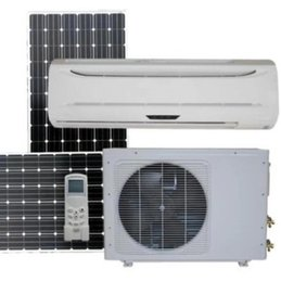 Wall Mounted Type Hybrid Solar air conditioner 1.5HP on Sale