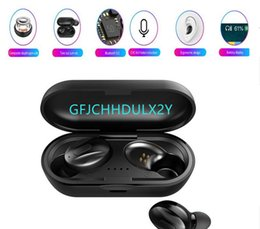 Ingrosso I 2 3 Smart Touch Cell Phone Phone Thought Wireless Auricolari Bluetooth Cuffie Cuffie Max Auto Proning Earbuds TWS