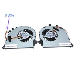 msi cooling fan Australia - GPU+CPU Cooling Fan For MSI GS70 GS72 MS-1771 MS-1773 GTX 765M PAAD06015SL N269 Laptop Pads