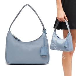 2021 SS Shoulder Bags high quality retro nylon Handbags Bestselling wallet women bags Crossbody bag Hobo purses Famous Designer Tote-Bags Totes Cross Body Lady on Sale