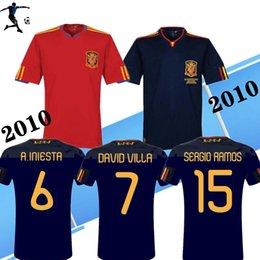 Sconto Spagna Via Calcio Jersey 2021 in vendita su it.dhgate.com