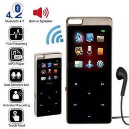 "Wholesale MP3 MP4 Player 1.8""LCD Video Radio FM Support 8GB 16GB Bluetooth Micro SD TF Card"