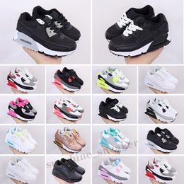 kid Cushion shoes For men women Sport boys girls Trainers Sneakers children good Size Eur 28-35 on Sale