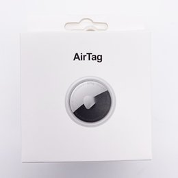 AirTag Mini Tracker Airtags Dog Collar Wide Range Smart Activity Trackers Retail Box with Logo