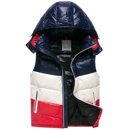 Donne Gilet Gilet Inverno Senza maniche Senza maniche Classic Six Style Cappotti Fashion Casual Men Puffer Gilet Unisex Capispalla Abbigliamento da donna in Offerta