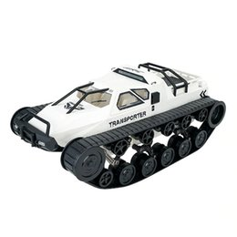 JJRC Q79 RC Off-Road Tank 1:12 Full Scale 2.4G High Speed Rechargeable Tracked Climbing Remote Control Car Toy on Sale