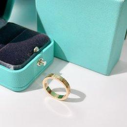Опт 2021 люкс дизайнер возлюбленный перстень, артикль, аккуратная работа, совершенная личность, коробка для обручения, золото и серебро подарок