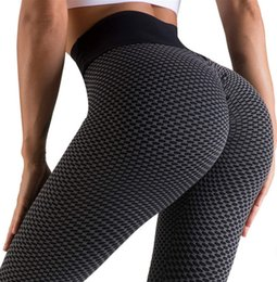 Vente en gros Femmes Leggings Sports Gym Portez-la Spectacle Fitness Outfit Patchwork Imprimer Taille haute Taille Élastique Push Up Longueur de la cheville Pantalon de Yoga