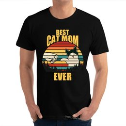 Wholesale dad shirts for sale - Group buy Cat Dad Ever Daddy Vintage T Shirts Lover Father Camisa Funny Birthday Tshirt for Men