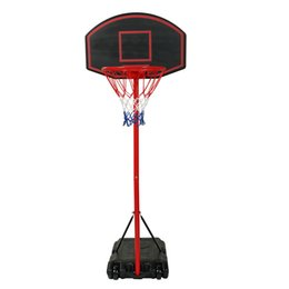 Other Sporting Goods Portable Removable Basketball Hoop With Adjustable Height Shelf Goal System For Young Children For Indoor And Outdoor Use