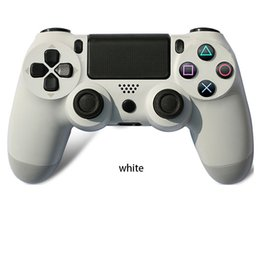 4.0 Bluetooth light bar USB PS4 game handle pro wireless controller Computer and mobile phone are applicable on Sale