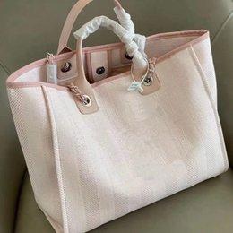 venda por atacado Grande capacidade feminina sacos de praia bolsa de lona bolsa de bolsa grossa, mas clássico adequado para todos os dias ser sal canela moda doce
