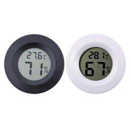 Мини круговой жидкокристаллический хрустальный холодильник морозильный тестер термический гигрометр детектор бытовые измерения инструменты портативный и практичный на Распродаже