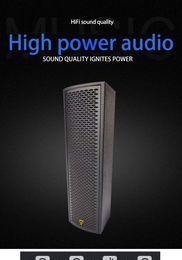 Wholesale Speakers Professional stage audio outdoor wedding large performance loudspeaker group