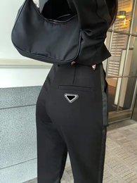 Kobiety Track Spodnie Slim Styl Dla Lady Casual Pant Thuse and Shorts Bottoms Outwears High Paist Sport Capris z literami Lampart drukowane