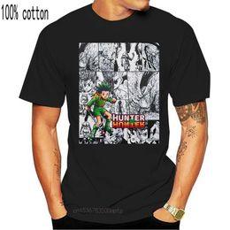 X Hunter manga strip hxh gon anime unisexe t-shirt t-shirt T-shirt T-shirt T-shirt de tailles pour les jeunes Milemélence L'ancien en Solde