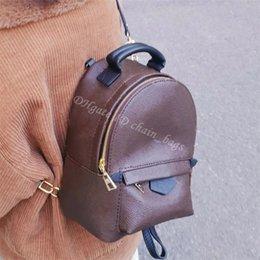 クロスボディショルダーパームスプリングスミニバックパックスタイルバッグハンドバッグジッパープリント財布財布トート財布財布女性豪華デザイナーバッグ2021ハンドバッグ
