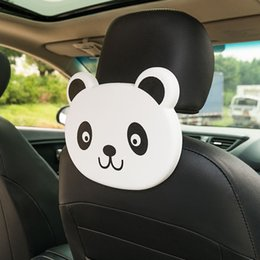 Wholesale Baby Dinner Plate for Car Accessorie Feeding Food Tableware Cartoon Bear Children Dishes Eating Dinnerware Kids Anti-fall Dishes 1079 X2