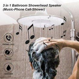 Опт Музыкальный душ Bluetooth-динамик с фиксированным душем с Bluetooth-динамиком