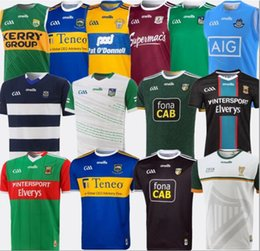 2021 2022 Dublin Gaa Home Rugby Jerseys 21/22 Caillimh Tipperary Áth Cliácio David Treacy Tom Connolly Camisas em Promoção