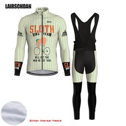 Wholesale Racing Sets SPTGRVO Women Winter Cycling Jersey Set Warm Gear Bike Clothing Female Tenue Cyclisme Hiver Outdoor Bicycle Riding Wear