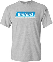 Wholesale dad shirts resale online - UGP Campus Apparel Binford Tools Funny TV Show Handyman Dad T Shirt