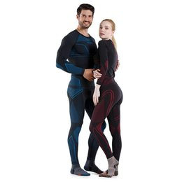 Wholesale Naturehike Clearance promotion Quick-drying underwear suits for men and women skiing outdoor function wicking thermal underwear 1624 Z2
