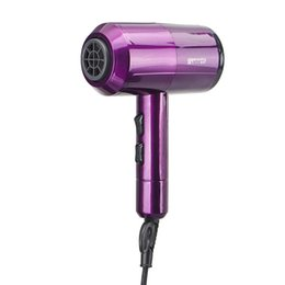 2200W Hair Blow Dryer Heat Tool Dryer Diffuser Comb Salon Tools - Type A