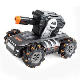 Water Tank Remote Control Car Stunt Gesture Control Sensor Drift Car Bomb Hit Toys For Children