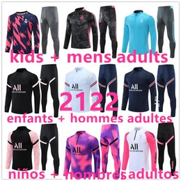 vestes pour hommes achat en gros de-news_sitemap_home21 Real Madrid psg Maillot De Foot de marque pour hommes survêtement survetement kids Enfants men adultes foot Barcelone France soccer tracksuit football training