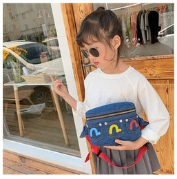 fanny pack baby NZ - Money Chest Bag Applique For Pouch Boy Fashion Fanny Pack Baby Kid Children Belt Girl Zipper Waist Cute Bfiwa