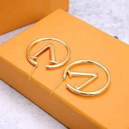 Nieuwe mode dames grote cirkel eenvoudige oorbellen hoepel oorbellen voor vrouw hoge kwaliteit