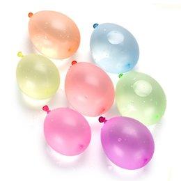 Волшебные воды воздушный шар красочные открытый водяной бой игра игра партии детский игрушечный подарок как мальчик и девочка на Распродаже
