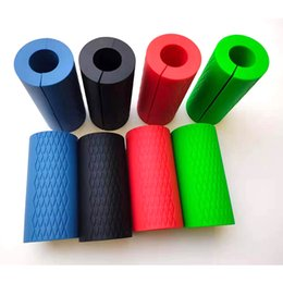 Wholesale Fashonable Massage Chairs Silicone grips dumbbells barbell kettlebell gym apparatus mechanical bar front arm training YS-1010