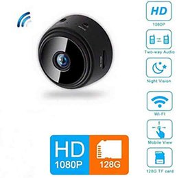Wholesale A9 Camera Motion DV Hot Models WiFi Smart Camera Wireless Network Camera Remote Security Surveillance Ip
