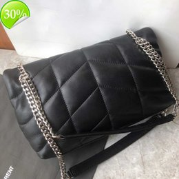 Wholesale computer cloud resale online - luxury bag Fashionable Ladies Handbags Shoulder Bags Made of Lambskin Soft And Delicate Feel Like Embracing Clouds Matte Hardware