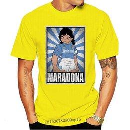 Boys Tee Boys Maradona T-shirt Funny Design Tee Shirtchildren's Clothingchildren's Clothing