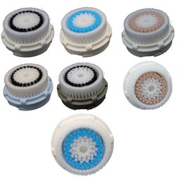 Remplacement de la tête de brosse de nettoyage pour femmes universel pour les broussailles électroniques Nettoyage Instrument Amélioration du pore profonde en Solde