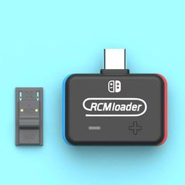 1PC / 5PCS Mise à niveau V5 RCM Loader Software Loader, un émetteur d'échantillonneur de charge utile, adapté à l'hôte PC à l'aide du jeu de disque U Sauvegarder les hubs USB en Solde