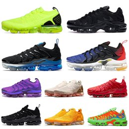 2019 utility buharı Tasarımcı Koşu Ayakkabı Çalıştır Yardımcı Tripler Siyah Erkek Eğitmenler CNY KIRMIZI Spor Gerileme Gelecek Kadınlar max Sneakers