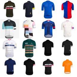 Rapha Team мужские короткие рукава велосипедные джерси дорожные гоночные рубашки велосипедные вершины летние дышащие на открытом воздухе Maillot S210050710 на Распродаже