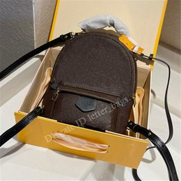 Mini Backpack Style Bags Lady Female Letter Shoulder Crossbody Tote Totes Bag Fashion Purse Handbags Purses Wallets Wallet Women 2021 Luxurys Designers Handbag on Sale