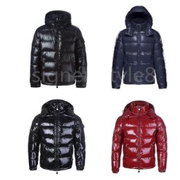 2021 Top Quality Men Winter Down Jacket Puffer Jackets Hooded Thick Coats Mens Women Couples Parka Winters Coat