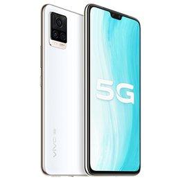 新しいvivo S7 5Gスマートフォン6.44in Amoledはデュアルシムと高画素写真をサポートしています