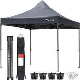 Опт 10'X10 'Открытый всплывающий навес для вечеринки, коммерческая складная палатка для палатки Gazebo